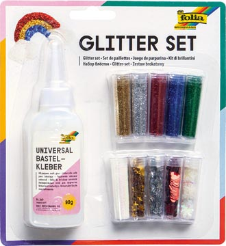 Folia set de paillettes