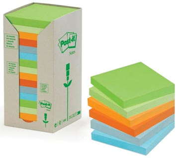 Notes recyclées