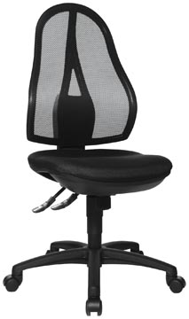 Topstar chaise de bureau Open Point SY, noir