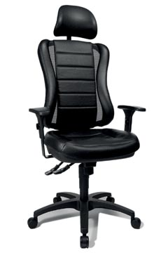 Topstar chaise de bureau Head Point RS, noir